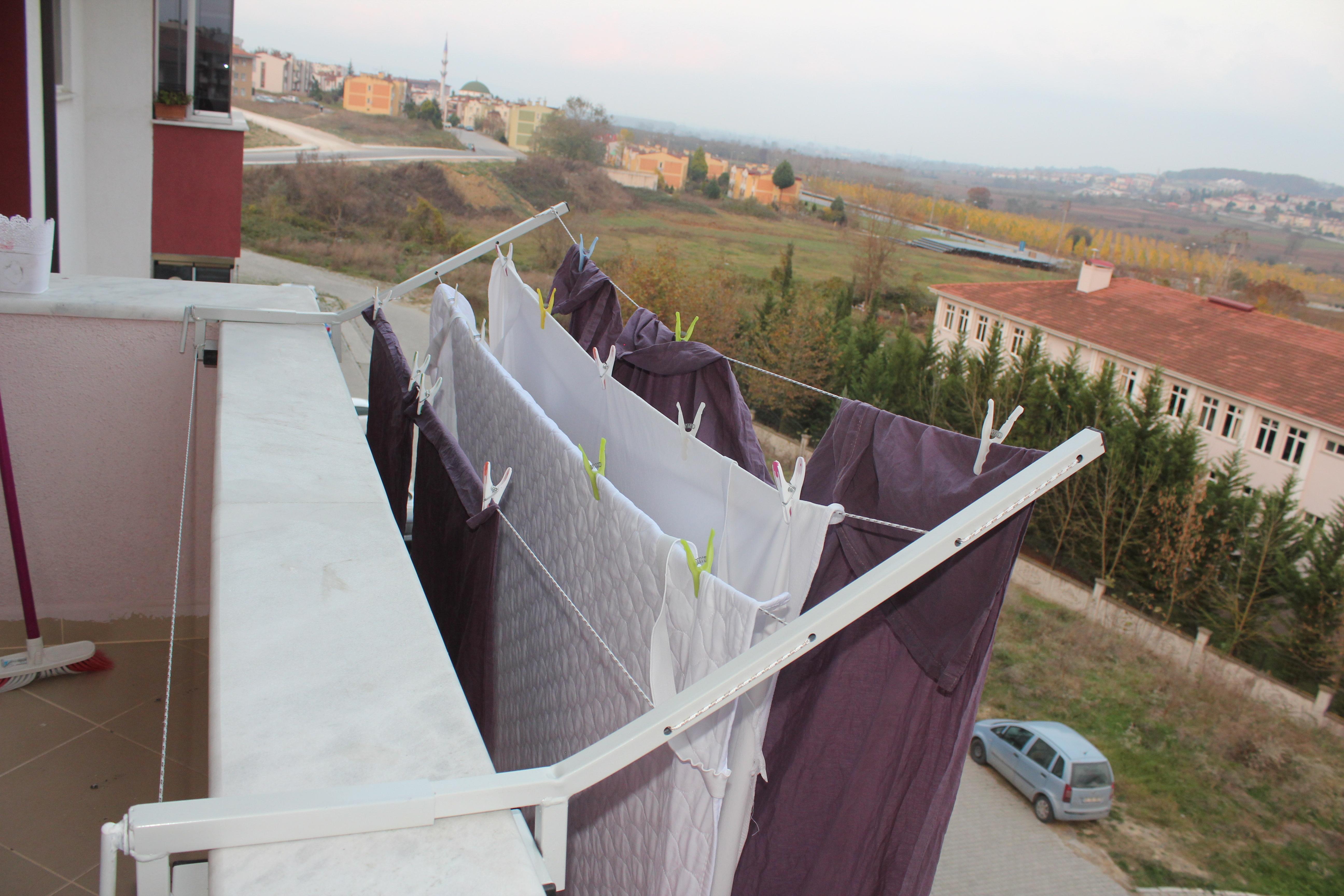 Portatif Çamaşırlık